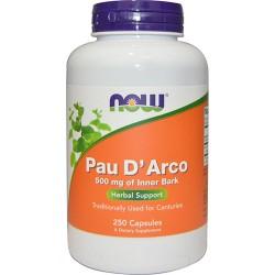 Pau D Arco 500mg (250 caps)