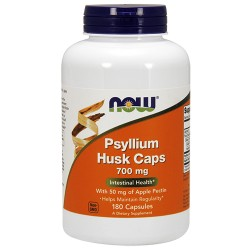 NOW - Psyllium Husk Caps 700mg (180 caps)