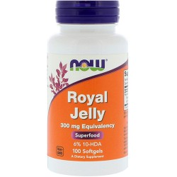 NOW - Royal Jelly (100 softgels)