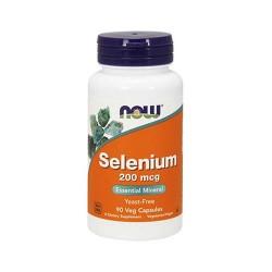 Selenium 200mcg (90 caps)