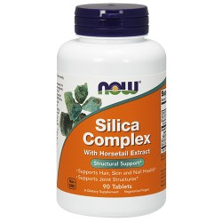 NOW - Silica Complex (90 tabs)