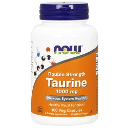 Taurine 1000mg (100 caps)