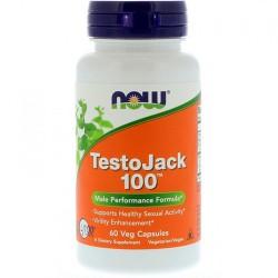 TestoJack 100 (60 caps)
