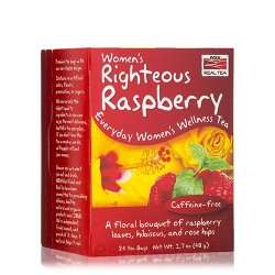 NOW - Womens Righteous Raspberry Tea (24 bags)