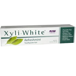 NOW - Xyliwhite Toothpaste Mint (181 g)