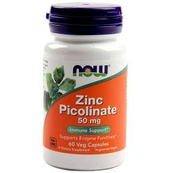 Zinc Picolinate 50mg (60 caps)