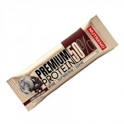 50% Premium Protein Bar Cookies and Cream (50 g)