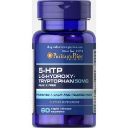 5-HTP 50mg (60 caps)