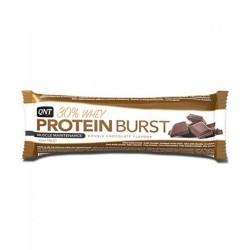 QNT - 30% Whey Protein Burst Bar Double Chocolate (70 g)