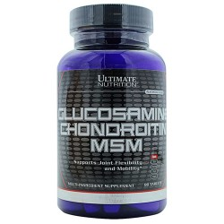 Glucosamine & Chondroitin MSM (90 tabs)