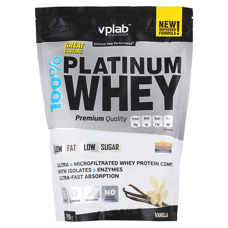 100% Platinum Whey Caramel (750 g)