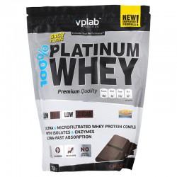 100% Platinum Whey Cappuccino  (750 g)
