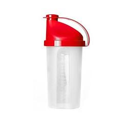Buchsteiner - Шейкер MixStar, красный (500 ml)