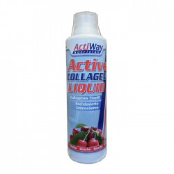 ACTIWAY - Collagen Liquid Kirsche (500 ml)
