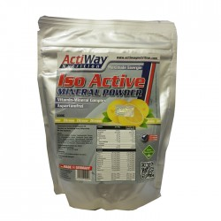 Iso Mineral Powder Citrus (600 g)
