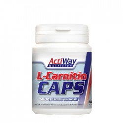 ACTIWAY - L-Carnitine (80 caps)