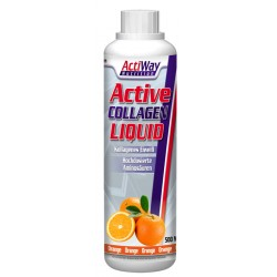 ACTIWAY - Collagen Liquid Orange (500 ml)