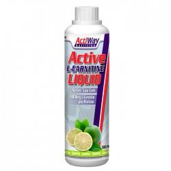 L-Carnitine Liquid Limette (500 ml)