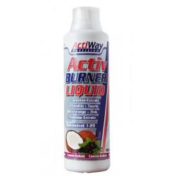 ACTIWAY - Activ Burner Liquid Cassis Cocos (500 ml)