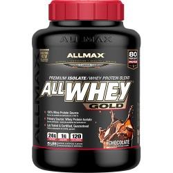 ALLMAX - AllWhey Gold Chocolate (2.27 kg)