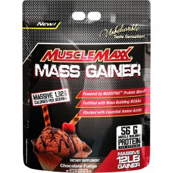 Muscle Maxx Mass Gainer Chocolate (5.44kg)