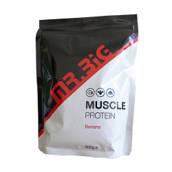 Mr Big - Muscle Protein Banana (500 g)