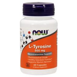L-Tyrosine 500mg (60 caps)