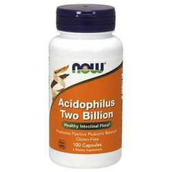 Acidophilus Two Billion (100 caps)