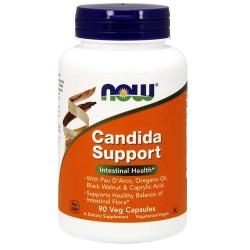 NOW - Candida Support (90 caps)