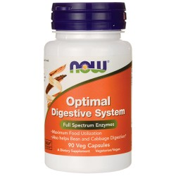 NOW - Optimal Digestive System (90 caps)