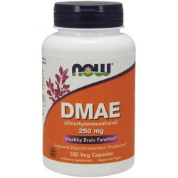 NOW - DMAE 250 mg (100 caps)
