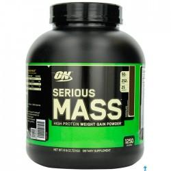 Serious Mass Chocolate (2.727 kg)