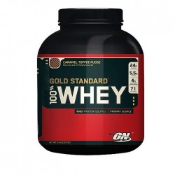 Whey Gold Extreme Milk Chocolate (2.273 kg)