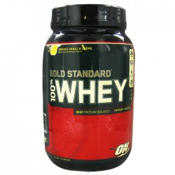 Whey Gold French Vanilla Creme (909 g)