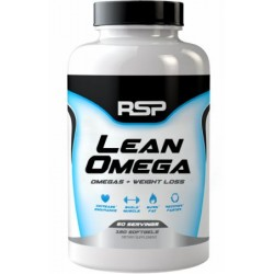 RSP - Lean Omega (120 softgel)
