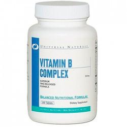 Vitamin B-Complex (100 tabs)